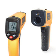 GM320 Non-Contact Laser LCD Display Digital IR Infrared Thermometer Temperature