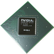G94-650-A1 GPU NVIDIA  GeForce 9600M GS