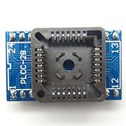 PLCC28 Adapter for PLCC28-DIP24 turn programmer test IC adapter for USB programmer universal