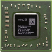 EM2100ICJ23HM E1-2100 Processor AMD Mobile CPU BGA769 1.0 GHz Cores2