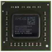 EM1200GBB22GV E1-1200 Processor for Laptop AMD E1 BGA413 1.4 GHz CPU