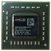 EME350GBB22GT E-350 Processor AMD Mobile CPU BGA413 1.6 GHz Cores2