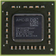 CMC50AFPB22GT C-50 Processor for Laptop AMD C-Series BGA413 1.0 GHz CPU