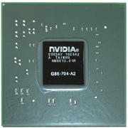 G86-704-A2 GPU NVIDIA GeForce 8400M GS