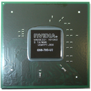 G98-700-U2 GPU NVIDIA GeForce 9200M GS