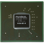 N10M-GE1-B GPU NVIDIA GeForce 9300M GS