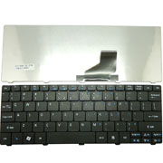 ACER Aspire ONE 521 522 532 533 D255 D257 D260 D270 Black US Keyboard