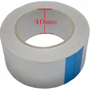 Aluminium Foil Tape 40mm*40m Roll Ideal For Heat Reflection