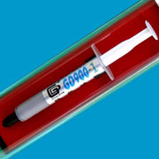 GD900-1 Containing Silver Heat Sink Compound Thermal Grease Paste BX3