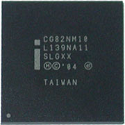 CG82NM10 SLGXX Intel South Bridge Chipset