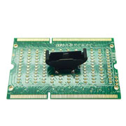 Laptop Memory DDR3 Test Card SO-UDIMM 204-Pin Out LED Light Tester