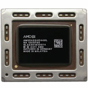 AM5545HE44HL A8-5545M Processor for Laptop AMD A-Series BGA827 1.7 GHz CPU 4 cores