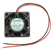 NMB 1606KL-04W-B30 L00 DC12V 0.09A 40*40*15mm 2pin Cooling Fan