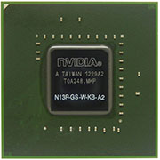 N13P-GS-W-KB-A2 GPU NVIDIA Graphics Chipset