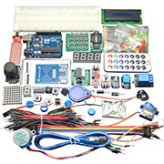 UNO R3 Upgrade Kit with Motor LCD Servo Module for Arduino AVR Starter