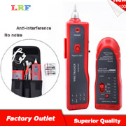 Multifunction Network Cable Tester Telephone Line Tracker Detector