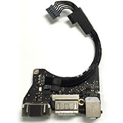 "DC IN USB Jack Power Audio Board 820-3453-A Apple MacBook Air 11""A1465 2013-2015"
