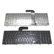 DELL INSPIRON 17R N7110 5720 7720 US Keyboard