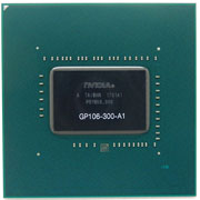 GP106-300-A1 GPU NVIDIA Graphics Chipset
