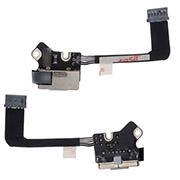 "DC Power Charging Jack Board Flex For MacBook Pro Retina 13.3"" A1502 820-3584-A"