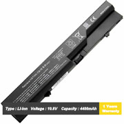 Battery For HP ProBook 4320T 4320s 4321s 4325s 4326s 4420s 4421s 4425s 4520s