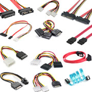 1# SATA Hard Disk Power Line Transfer Line 4 pin IDE to SATA serial Connection Line