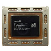 AM4455SHE24HJ A10-5745M Processor for Laptop AMD A-Series BGA827 2.1 GHz CPU 4 cores