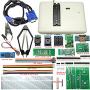 RT809H EMMC-NAND FLASH Programmer + 12 Adapter WITH CABELS EMMC-Nand