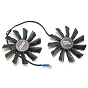 95mm Dual Fan for MSI GTX 750 760 770 780 Twin Frozr Video Card PLD10010S12HH B