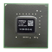 N13M-GS-S-A2 GPU NVIDIA Graphics Chipset