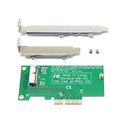 PCI-E to SSD Convert Card for 2013 2014 2015 Apple Macbook Air Pro A1493 A1502 A1465 A1466