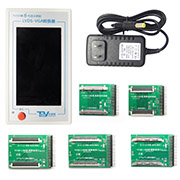 TV160 Full HD LVDS Turn VGA (LED/LCD) TV Motherboard Tester Tools Converter Hot