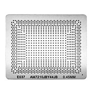 AM870PAAY43KA Stencil Template