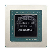 N16E-GS-KAB-A1 GPU NVIDIA Graphics Chipset