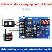 HW-632 XH-M603 Board Charge Control Module 12-24V Storage Lithium Battery Protection