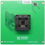 DX3005 Adapter for XELTEK SuperPro 6100N