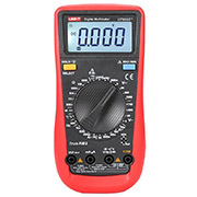 UNI-T UT890C+ Digital True RMS Multimeter Multimeter Tester With Test Lead Cable