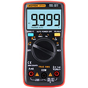 ZOTEK ZT111 Mini 9999 Counts Digital Multimeter AC/DC Voltage Current Tester