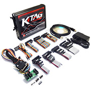 KTAG 7.020 V2.23 Red PCB EURO Online Version
