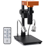HAYEAR Full HD 1080P 60FPS 2K 21MP HDMI USB Industrial Electronic Digital Video Microscope Camera