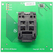 DX3013 Adapter for XELTEK SuperPro 6100N