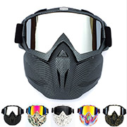 Protective Glasses Face Shield