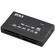 USB2.0 high speed card reader MS.CF.TF.SD 6in1 card reader